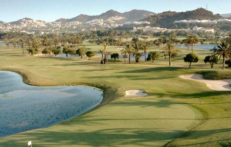 la manga golf club murcia