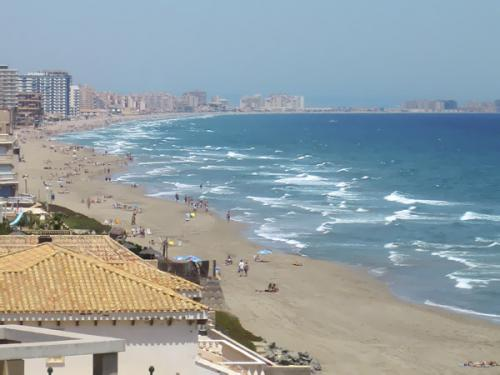 La Manga Beaches 1