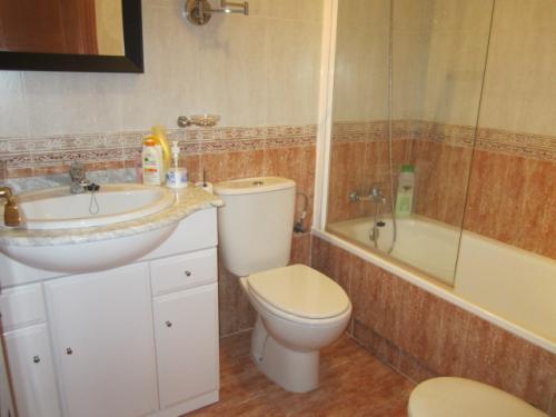 La Manga Penthouse Bathroom